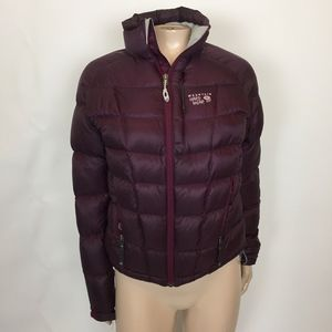 Mountain Hardwear Goose Down Puffer Jacket XS LL29